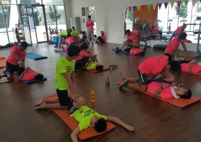 In-House Workshop for Swimmer